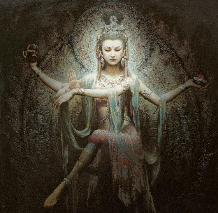 Dakini-goddes-of-Tantra-massage