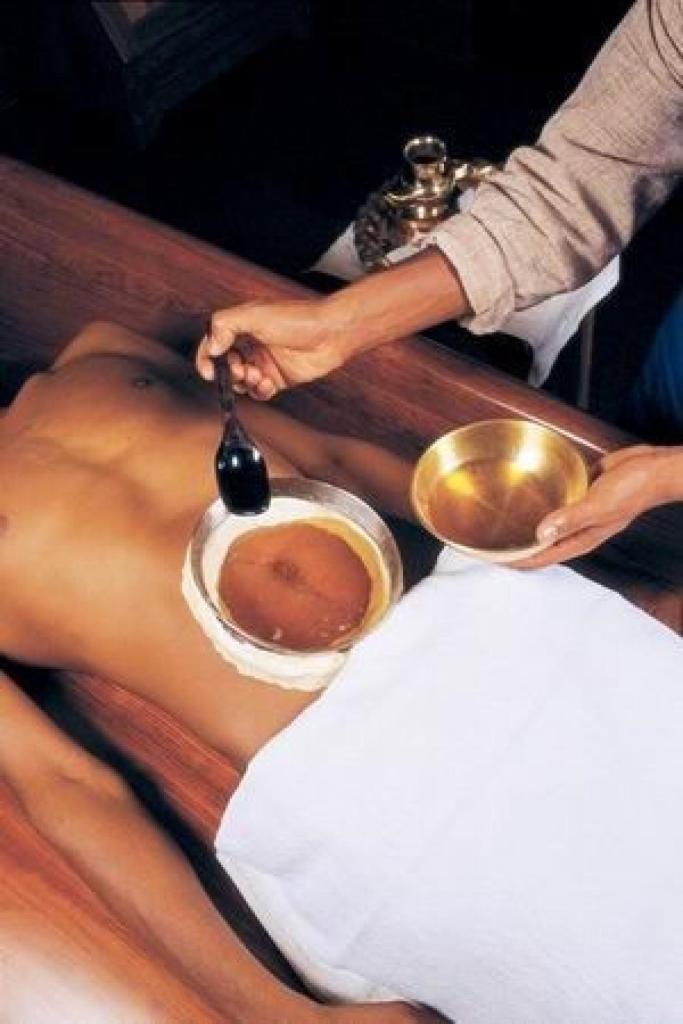 Affære med kollega body massage